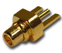 MMCX edge mount plug  Connector