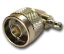 N right angle crimp plug
