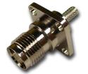 TNC panel mount crimp jack  Connector