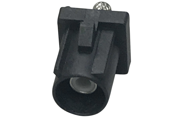 fakra straight crimp jack black Connector