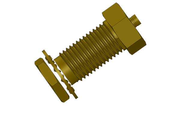 IPX to RP-SMA bulkhead jack adapter
