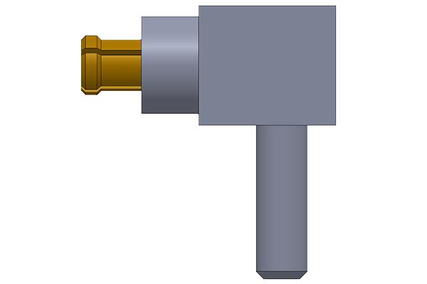 mc_card right angle crimp plug Connector
