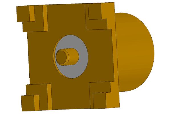 mcx vertical surface mount jack pcb Connector