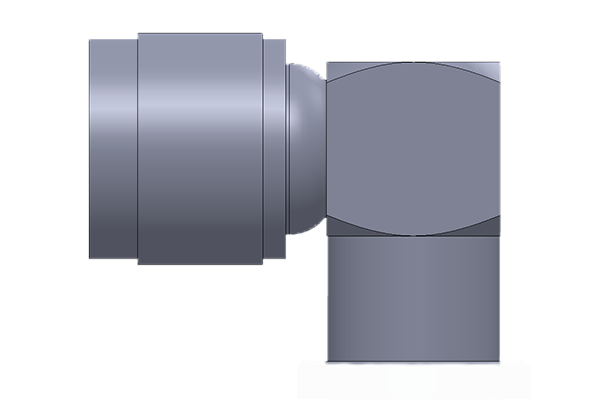 n right angle clamp plug Connector