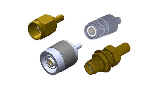 Reverse Polarity SMA connectors available from LTI