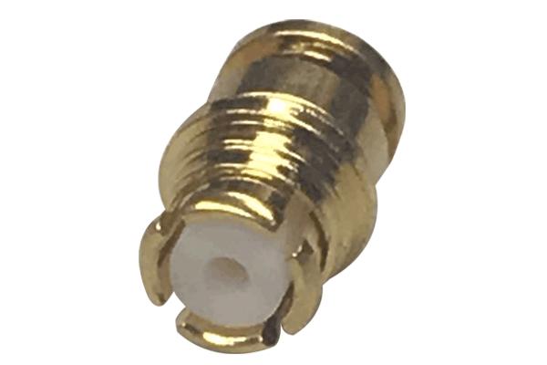 smp straight solder jack Connector