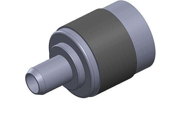 tnc straight crimp plug Connector